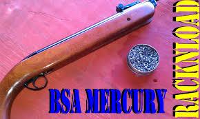 bsa mercury by racknload youtube