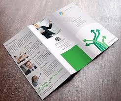 fold brochure template 40 professional free tri fold brochure templates word psd