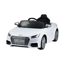 audi tt remote car amazon com audi 6v electric ride on car with remote