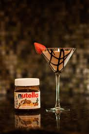 martini strawberry nutella martini drinks u0026 decor