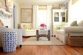 iron u0026 twine living room update