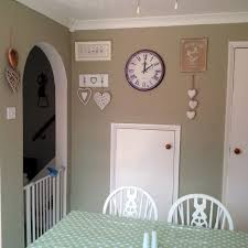 One Wall Kitchen Ideas by I Used Dulux Overtly Olive Matt Emulsion For Around The Archway