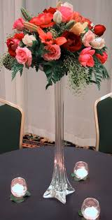 Table Vase Decorations Download Tall Flower Vases For Weddings Wedding Corners