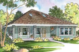 Craftsman Cabin Cottage House Plans Lincoln 30 203 Associated Designs
