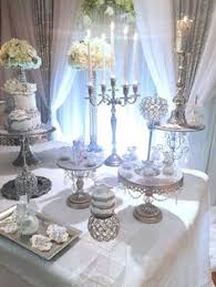 60 year anniversary party ideas white candy bar this is so pretty wedding ideas