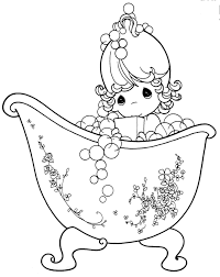 pajama party coloring pages getcoloringpages com