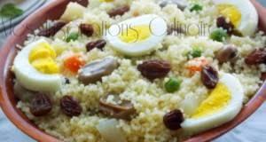 cuisine alg ienne couscous couscous algérien le cuisine de samar