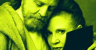hamill shares thanksgiving tribute to carrie fisher movieweb