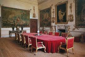 castle dining room state dining room grimsthorpe castle historical interiors igf usa