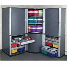 file and storage cabinet binder storage file carousels