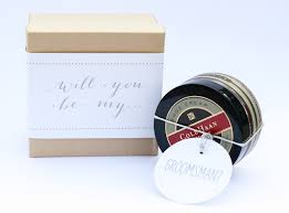 Cute Will You Be My Bridesmaid Ideas How To U0027will You Be My U0027 Bridesmaid U0026 Groomsman Mini Gifts