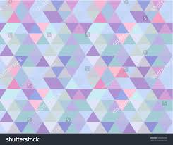 Relaxing Colors by Abstract Relaxing Background Pattern Seamless Triangles Stock