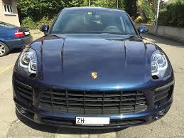 dark green porsche my macan s dark blue porsche macan forum