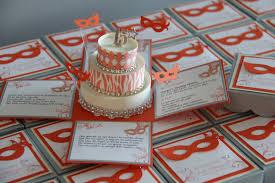 3d Invitation Card Coral Quinceanera Invitations Kawaiitheo Com