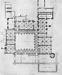 hidden passageways floor plan medieval english nunneries by eileen power u2014a project gutenberg ebook