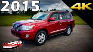 land cruiser 2015 2015 toyota land cruiser ultimate in depth look in 4k youtube