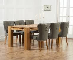 Solid Oak Dining Table Chairs Marvellous Velvet Dining Room Chairs Velvet Dining Room