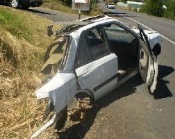 man dies from crash that split his car in half salem news com