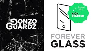 foreverglass iphone 7 shatterproof glass guaranteed for life by