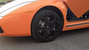 lifted ferrari lamborghini gallardo nose lifting system youtube