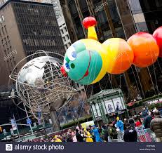 balloons macy s thanksgiving day parade in central park west ny