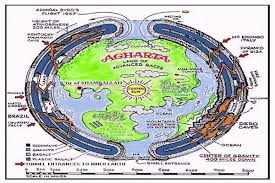 agartha map the secret the hollow earth revealed your wire