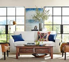 Pottery Barn Benchwright Media Pottery Barn Occasional Tables Sale Save 30 Off On Coffee Tables