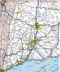 Map Of Usa With Highways by Massachusetts State Road