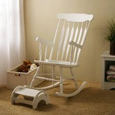 Cheap Rocking Chair For Nursery The Most White Rocking Chairs For Nursery Pertaining To