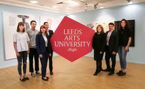 art design jobs leeds leeds arts university established as leeds college of art gains