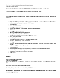 Sap Basis Administrator Resume Sample by Linux Administrator Resume Sample Linux System Administrator