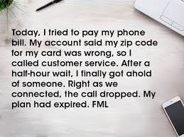 fml your everyday life stories