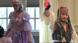 princess rapunzel of tangled u0026 captain jack sparrow pirate party
