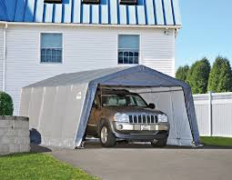 exterior winsome outdoor garage costco carport canopy portable all images