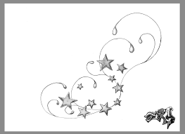 star foot tattoo design by a t g 4 on deviantart
