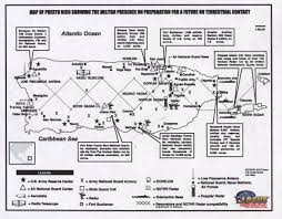 Pr Map Ufo In Puerto Rico And Military Bases Page 1
