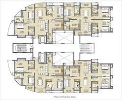 twin towers floor plans skyline 24 carat kochi