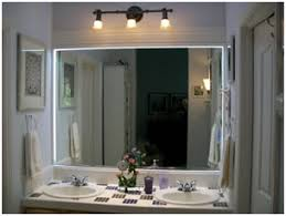 bathroom mirror with led lights ledlightingforhomeaccents