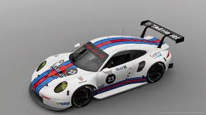 martini racing slightly obsessed with the porker rsr so here u0027s a martini racing