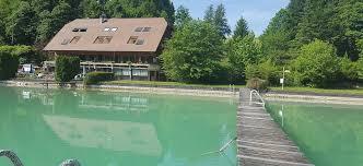 chambre d hote lac d aiguebelette hôtel restaurant les sirènes à lépin le lac près du lac d aiguebelette