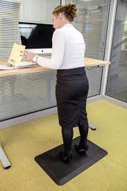 Mat For Standing Desk by Orthomat Office From Coba Europe Sets U0027the New Standard In