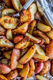 3 ingredient roasted potatoes with crunchy onions the food charlatan