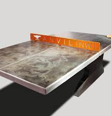 Winston Ping Pong Table For Sale Custom Ping Pong Table by Bravado Outdoor Products Llc U2013 Concrete Ping Pong Tables
