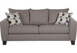 Grey Button Sofa Sofa Beds Sleeper Sofas Chairs U0026 Pull Out Couches