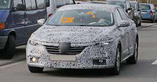 Medium Sedan Spied Laguna Latitude Replacement Testing In Europe