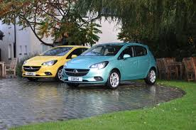 vauxhall yellow new for 2015 vauxhall corsa first impressions petroleum vitae