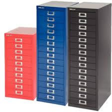 Bisley 5 Drawer Cabinet Bisley 10 Multidrawer Filing Cabinet 29 10 Red