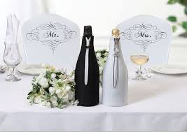 mr and mrs table decoration mr mrs chair cover buy online beautiful bride shop