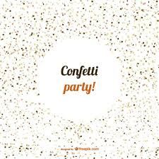 party confetti confetti party vector vector free vector in ai eps