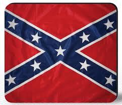 Confederate Flag Jewelry Waving Rebel Flag Mousepad Civil War Stuff Online Store
